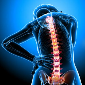 car accident back pain injuries