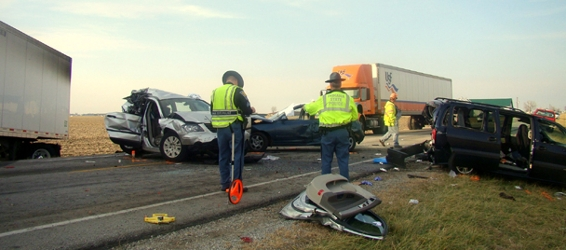 Laborday weekend accident statistics