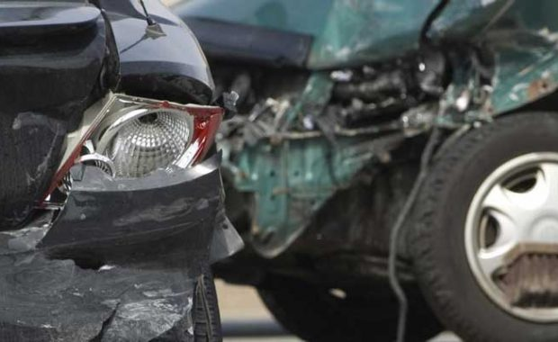 driving your car after an auto crash