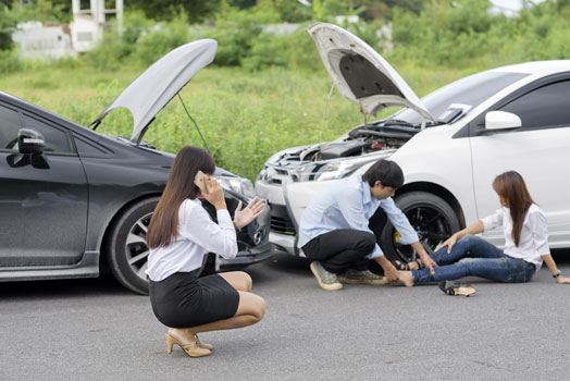 Clinic that treats auto accident injuries