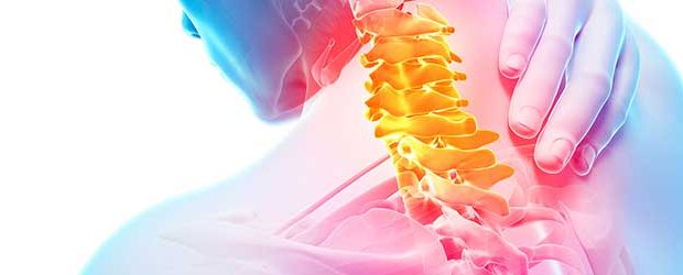Whiplash injury from car accident