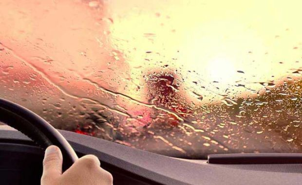 Tips for driving in rainy conditions