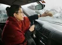 defroster not working in the rain